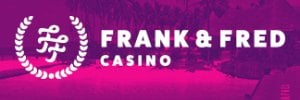frank and fred casino logo